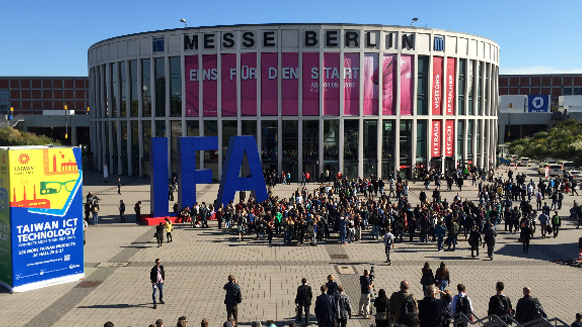 IFA Messe Berlin 2015