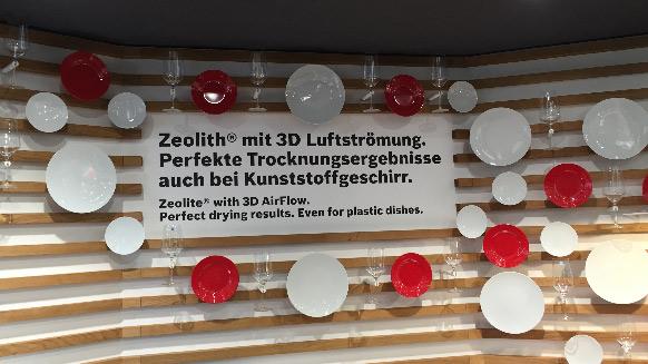 Zeolith Trocknungstechnologie mit 3D Luftströmung