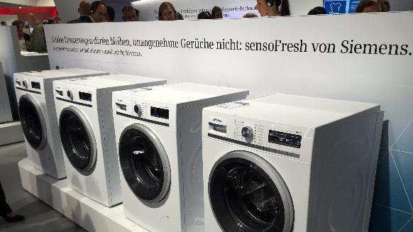 Waschautomaten von Siemens